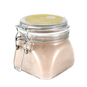 Almond Shea Salt Scrub