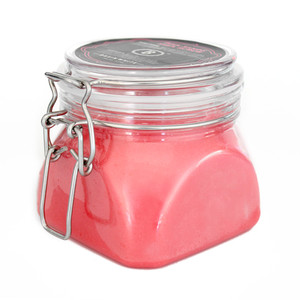 Pink Sands Shea Salt Scrub (Basin White)