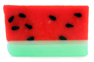 Fresh Cut Watermelon Soap