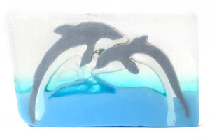 Dolphin Duo Soap