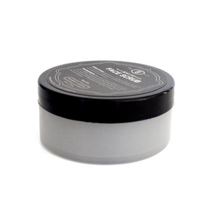 Bamboo Charcoal Face Scrub (Basin White)