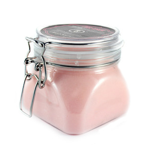Love Shea Salt Scrub (Basin White)