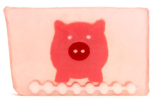 Fresh cut This Little Piggy Soap