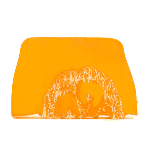 Fresh Cut Satsuma Loofah Soap