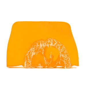 Fresh Cut Satsuma Loofah Soap