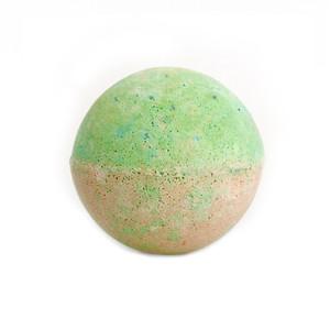 Wood, Sage, & Sea Salt Bath Bomb