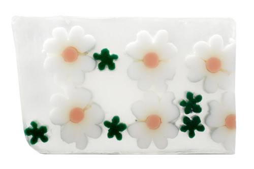 Daisy vegetable glycerin soap