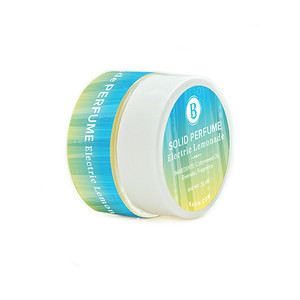 Electric Lemonade Solid Perfume
