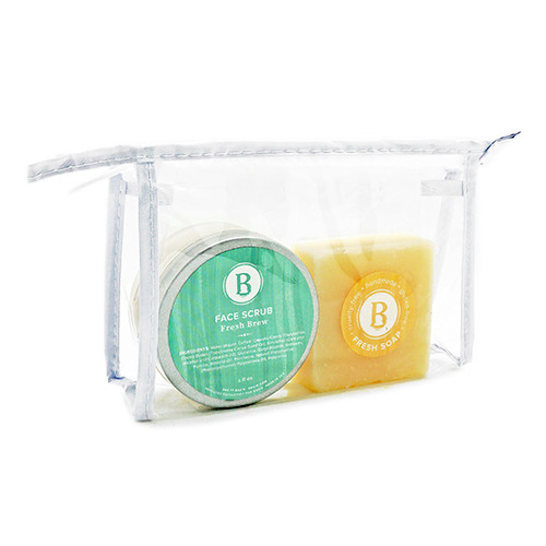 Fresh Brew Face Care Bag