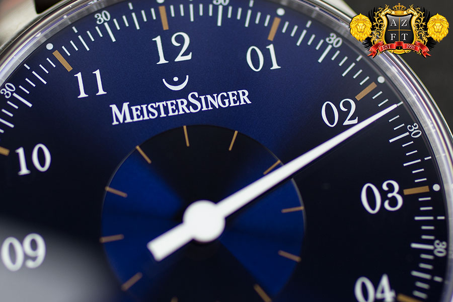 MeisterSinger Circularis CC108 MSH01
