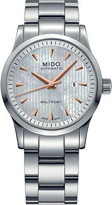 Mido MULTIFORT Lady Mother-of-Pearl M005.007.11.101.00