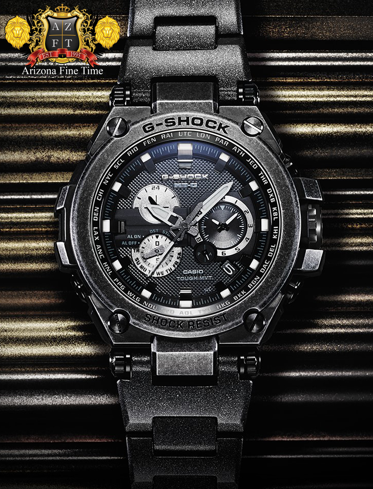 Casio G-Shock MT-G Aged IP MTG-S1000V