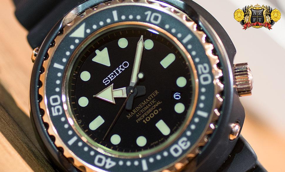 Seiko Prospex Marine Master 1000m SBDX014 Limited Edition