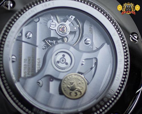 Grand Seiko Hi-Beat Special GMT 18k White Gold SBGJ007