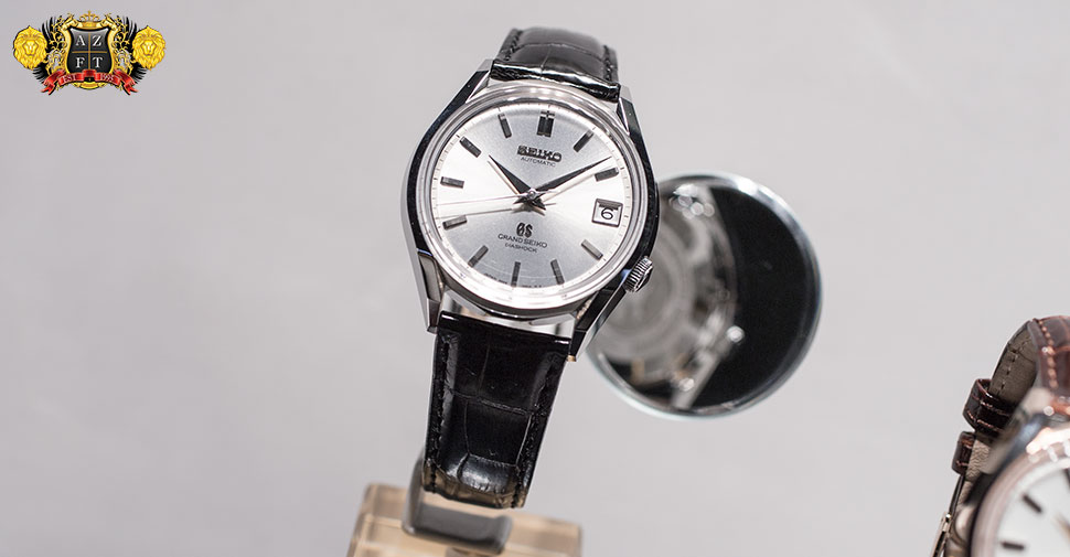 Grand Seiko 62GS Automatic SBGR091 White Gold Limited Edition