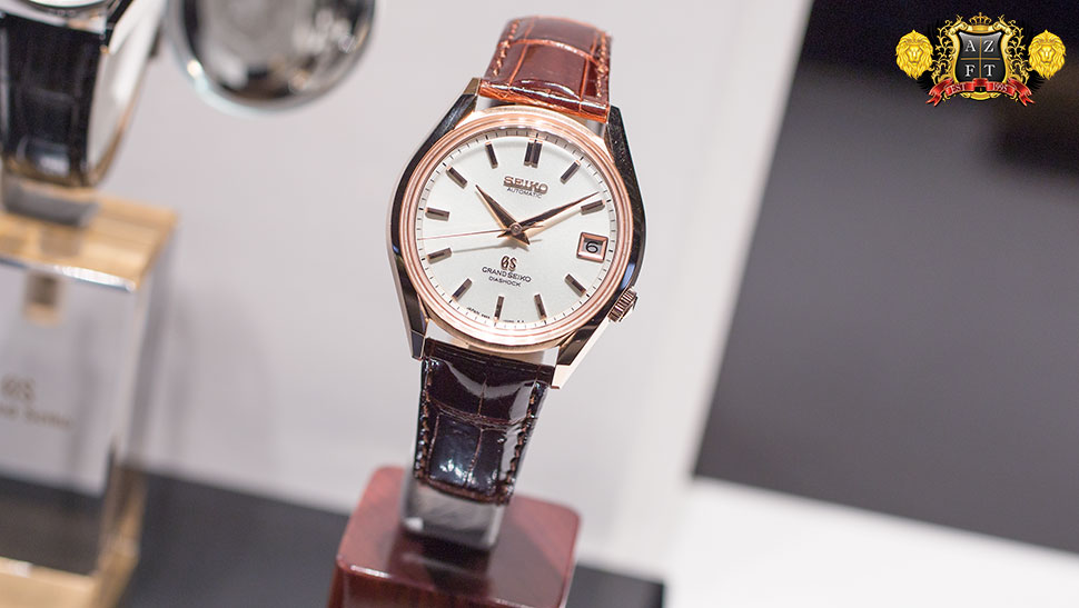 Grand Seiko 62GS Automatic SBGR094 Rose Gold Limited Edition