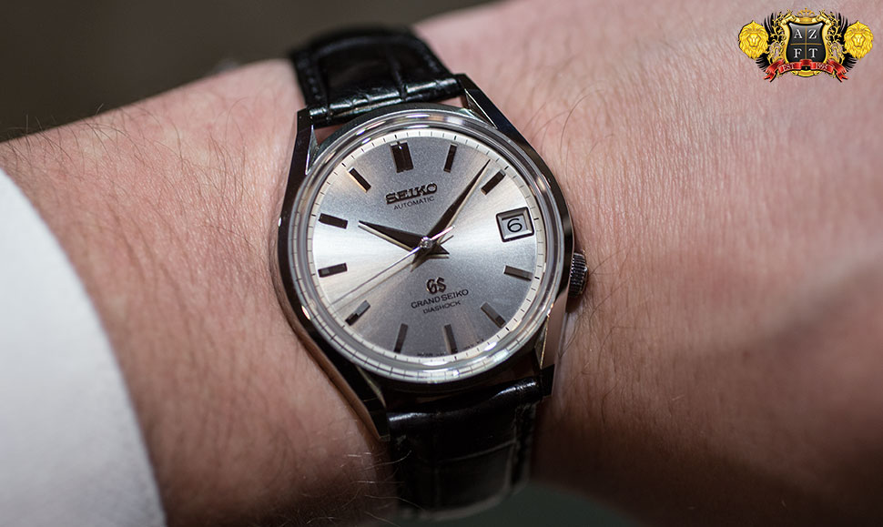 Grand Seiko 62GS Automatic SBGR095 Limited Edition