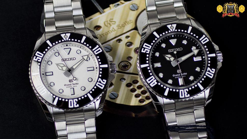 grand seiko quartz diver sbgx115 and sbgx117 arizona