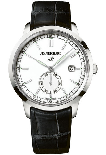 JeanRichard 1681 Ronde Small Seconds Steel 60310-11-131-AA6