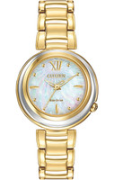 Citizen Ladies Eco-Drive L Series Sunrise EM0334-54D