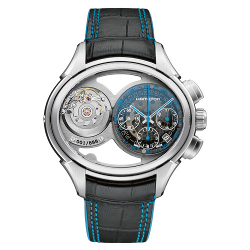 HAMILTON JAZZMASTER FACE 2 FACE LIMITED EDITION H32856705