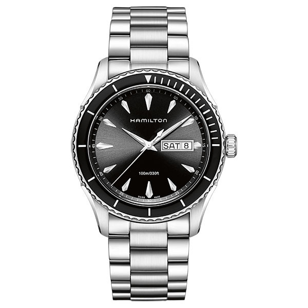 Hamilton Jazzmaster Seaview Day Date Quartz H37511131