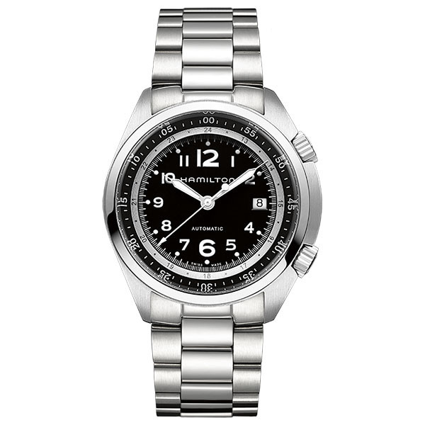 HAMILTON KHAKI AVIATION PILOT PIONEER AUTO H76455133