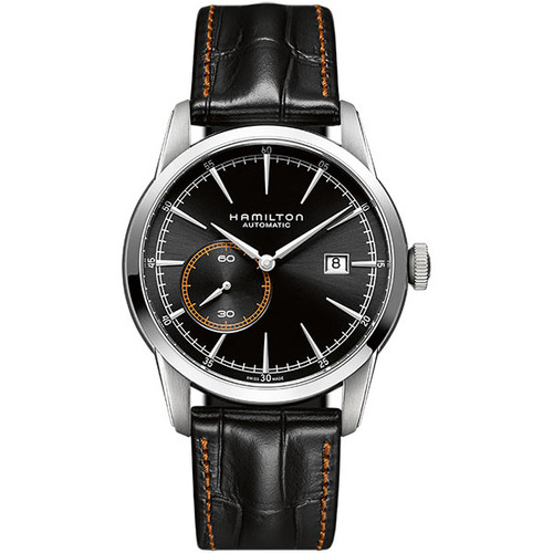 HAMILTON TIMELESS CLASSIC RAILROAD SMALL SECOND AUTO H40515731