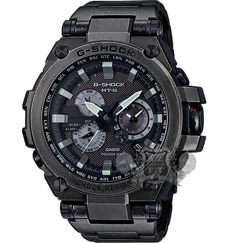Casio MT-G Metal Twisted G-Shock Aged IP MTGS1000V MTGS1000V-1A