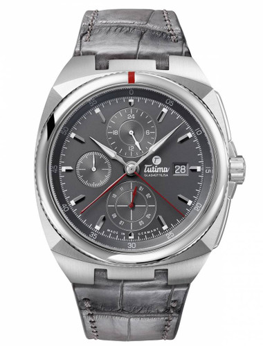 Tutima Glashutte Saxon One Chronograph 6420-03