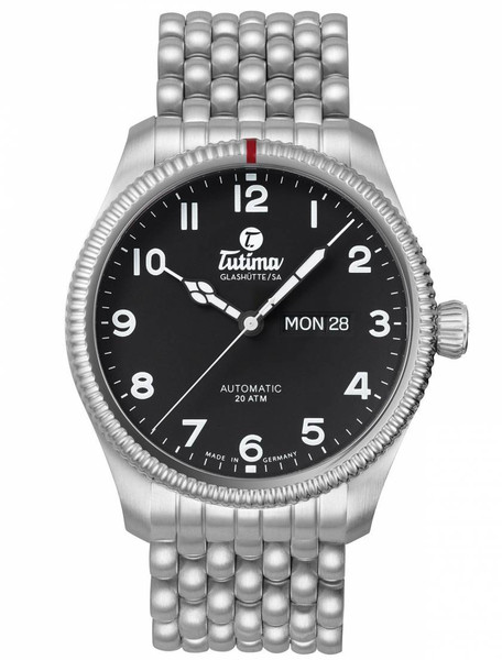 Tutima Glashutte Grand Flieger Classic Automatic 6102-02
