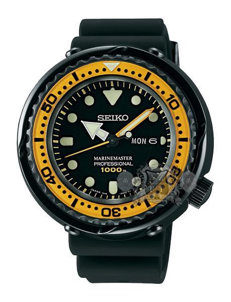 Seiko Prospex Marine Master 1000m Tuna Can Quartz SBBN027