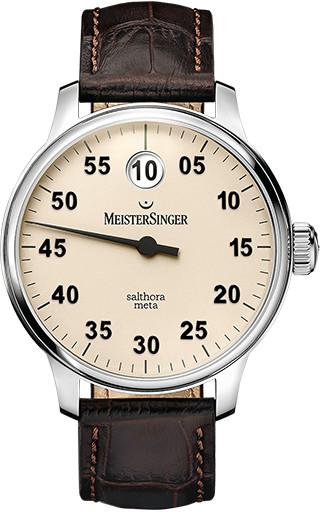 MeisterSinger Salthora Meta Jump Hour SAM903