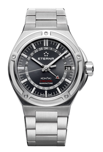 Eterna Royal Kontiki Manufacture GMT - Ref. 7740.41.41.0280