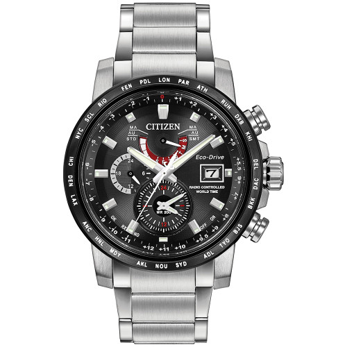 Citizen Eco-Drive A-T World Time AT9071-58E