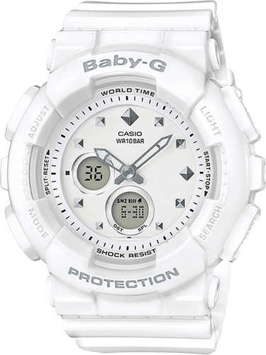 Casio Baby-G Ana-Digital Small BA125-7ACR