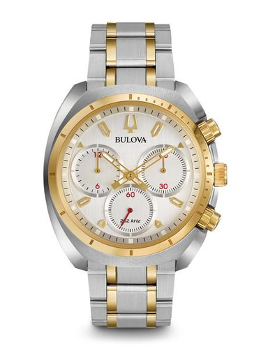 Bulova Curv Chronograph  98A157