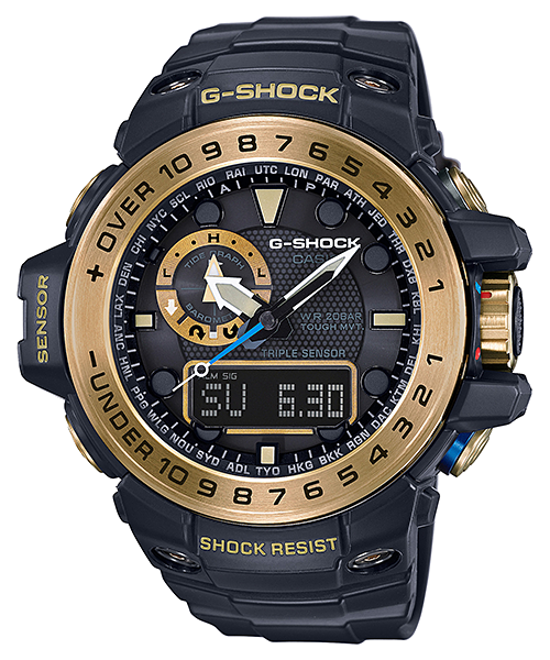 G-Shock Gulfmaster Master Of G Rescue GWN1000GB-1A 61136d2a2