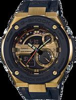 Casio G-Shock G-Steel 2nd Generation 3D Gold Dial GST200CP-9A