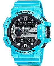 Casio G-Shock Classic Bluetooth G'Mix GBA400-2C