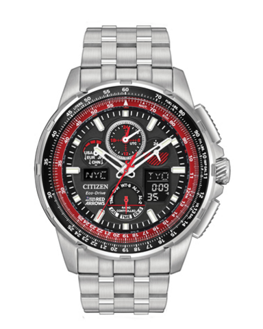 Citizen Eco-Drive Red Arrows Skyhawk A-T  JY8059-57E