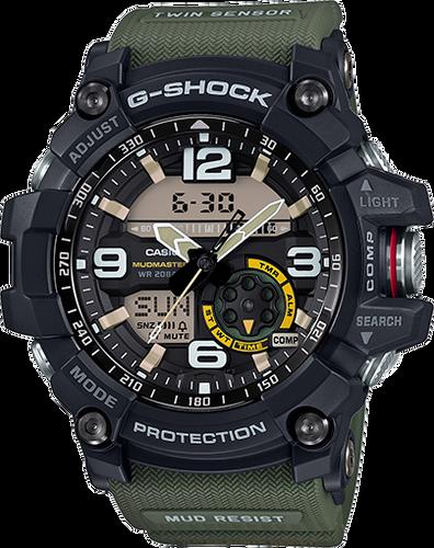 Casio G-Shock Mudmaster Twin Sensor GG1000-1A3