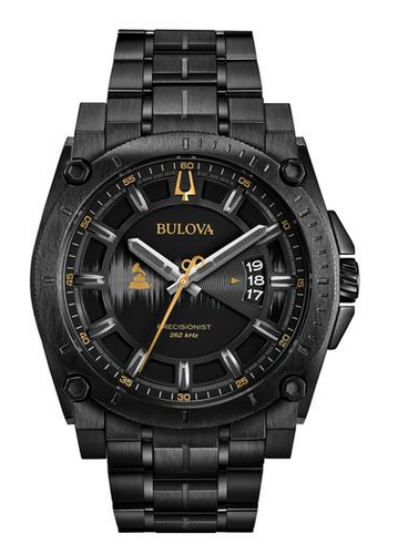 Bulova Special Grammy Edition Precisionist Watch- 98B295