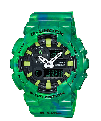 Casio G-Shock G-Lide Ana-Digital GAX100MB-3ACR