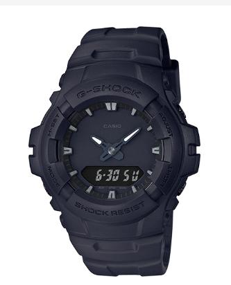 Casio G-Shock  Ana-Digital G100BB-1BV