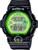 Casio G-Shock Baby-G Runners Jellies BG6903-1B