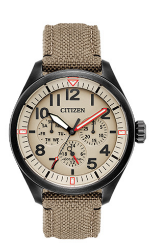 Citizen Eco-Drive Chandler BU2055-08X