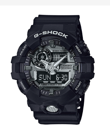 Casio G-Shock Super Illuminator GA710-1A