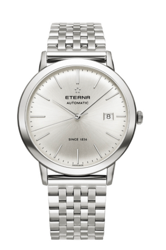 Eterna  Eternity Gent Automatic 40mm   Ref: 2700.41.50.1736