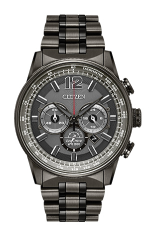 Citizen Eco-Drive  Nighthawk  CA4377-53H